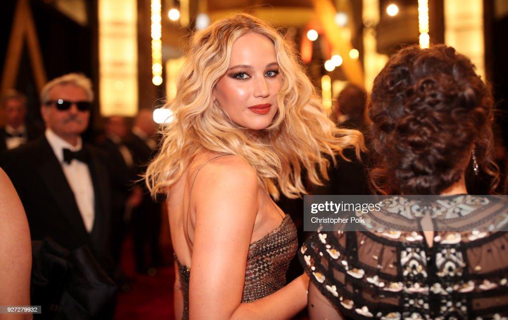 90th Annual Academy Awards - Red Carpet : Nachrichtenfoto