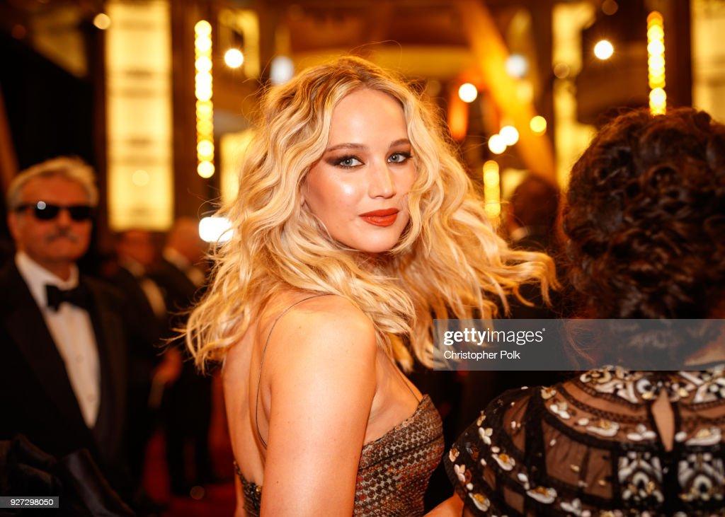 90th Annual Academy Awards - Red Carpet : Fotografía de noticias