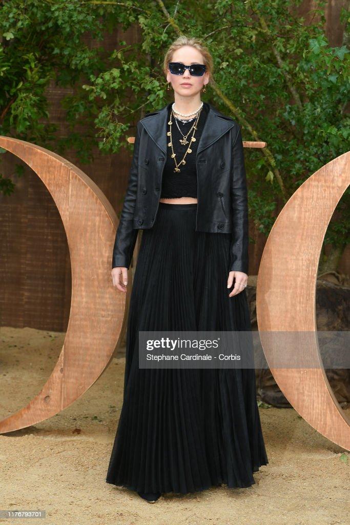 Christian Dior : Photocall -  Paris Fashion Week - Womenswear Spring Summer 2020 : News Photo