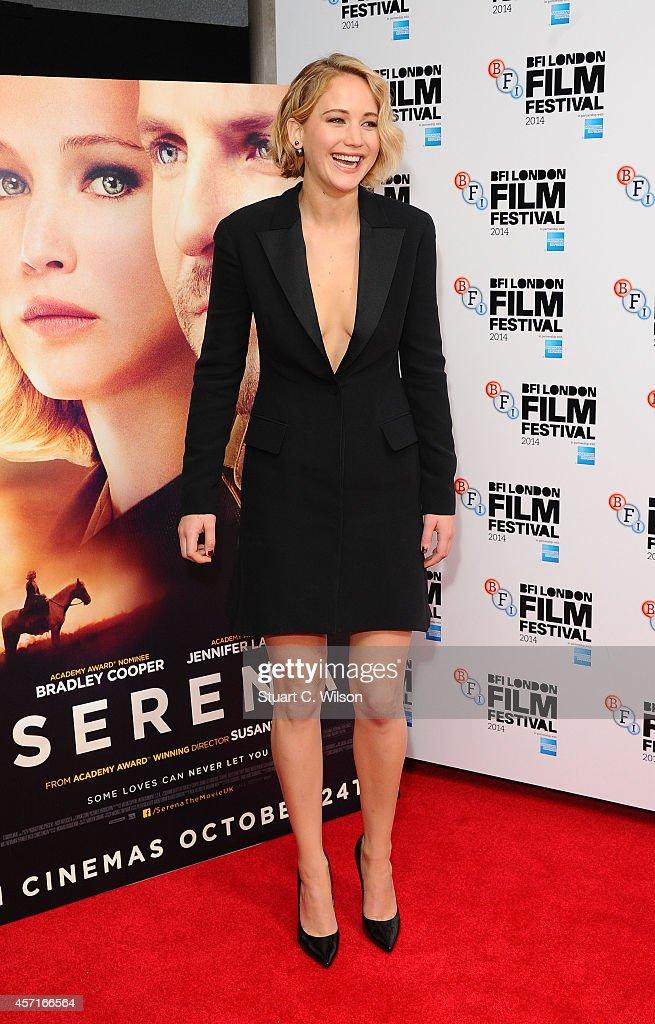 """Serena"" Premiere - 58th BFI London Film Festival : News Photo"