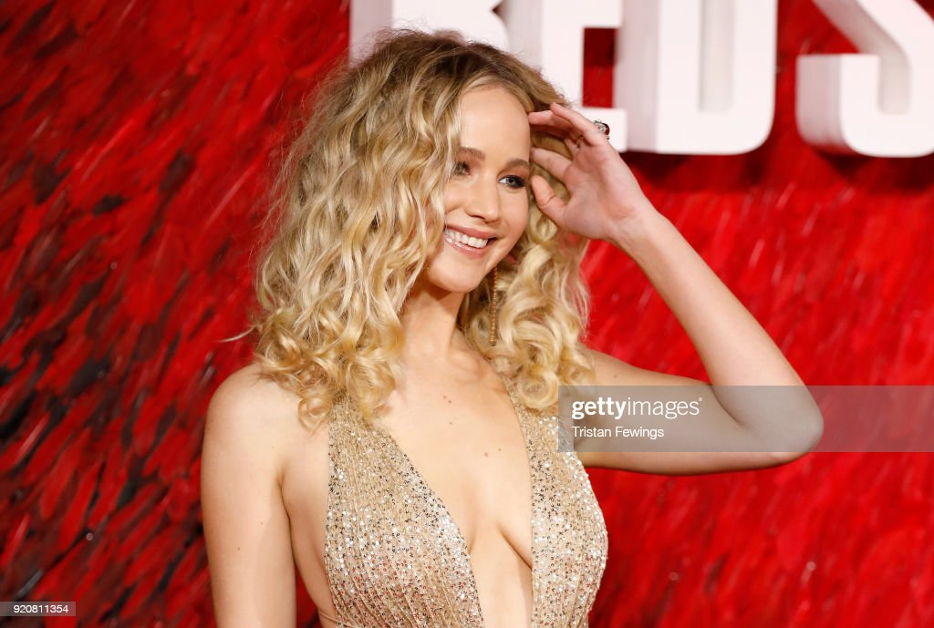 'Red Sparrow' European Premiere - Red Carpet Arrivals : News Photo