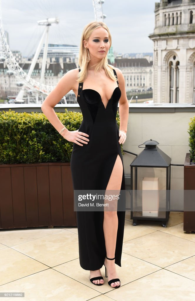 """Red Sparrow"" - Photocall : News Photo"