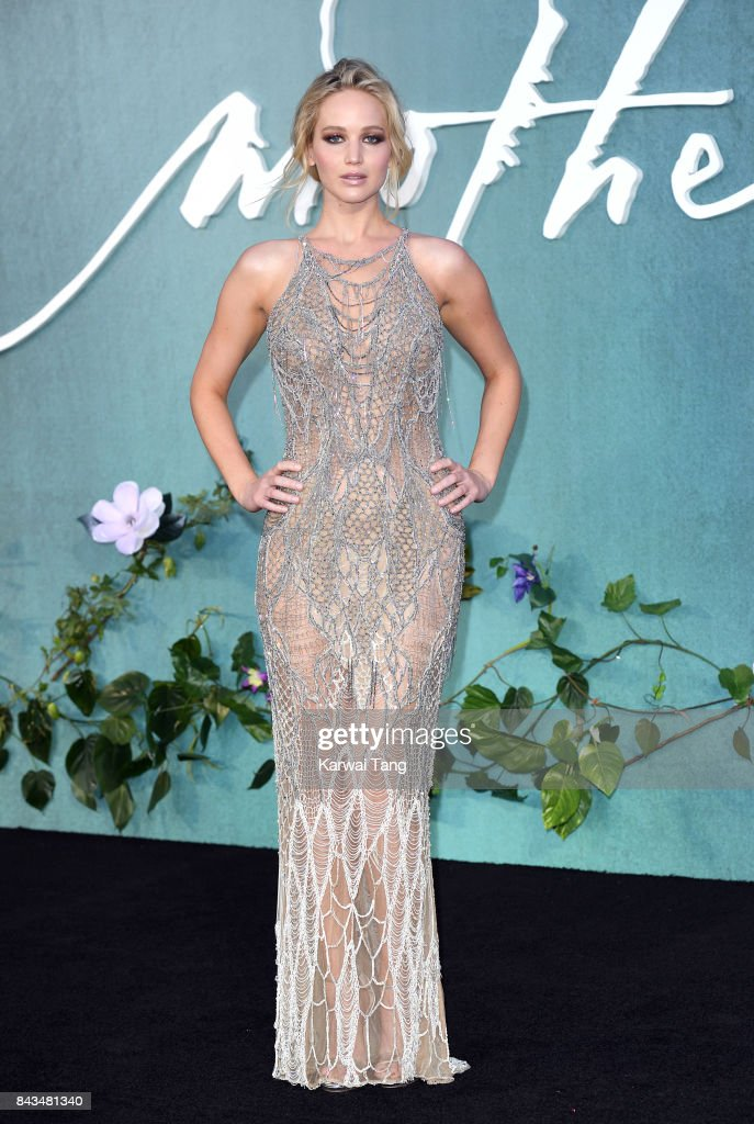 'Mother!' UK Premiere - Red Carpet Arrivals : News Photo