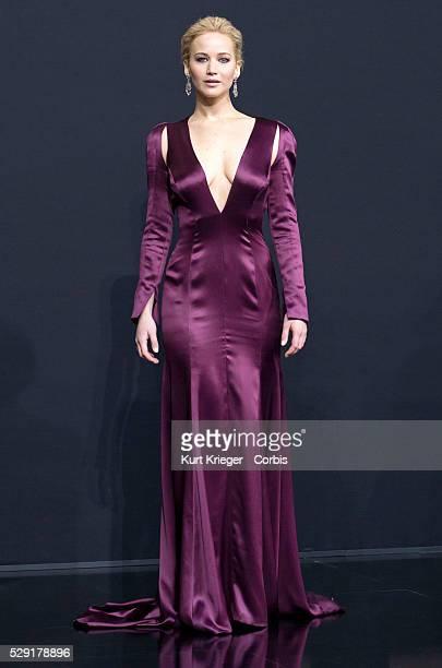 Jennifer Lawrence 'The Hunger Games Mockingjay Part 2' world premiere Berlin Germany November 4 2015 ��Kurt Krieger