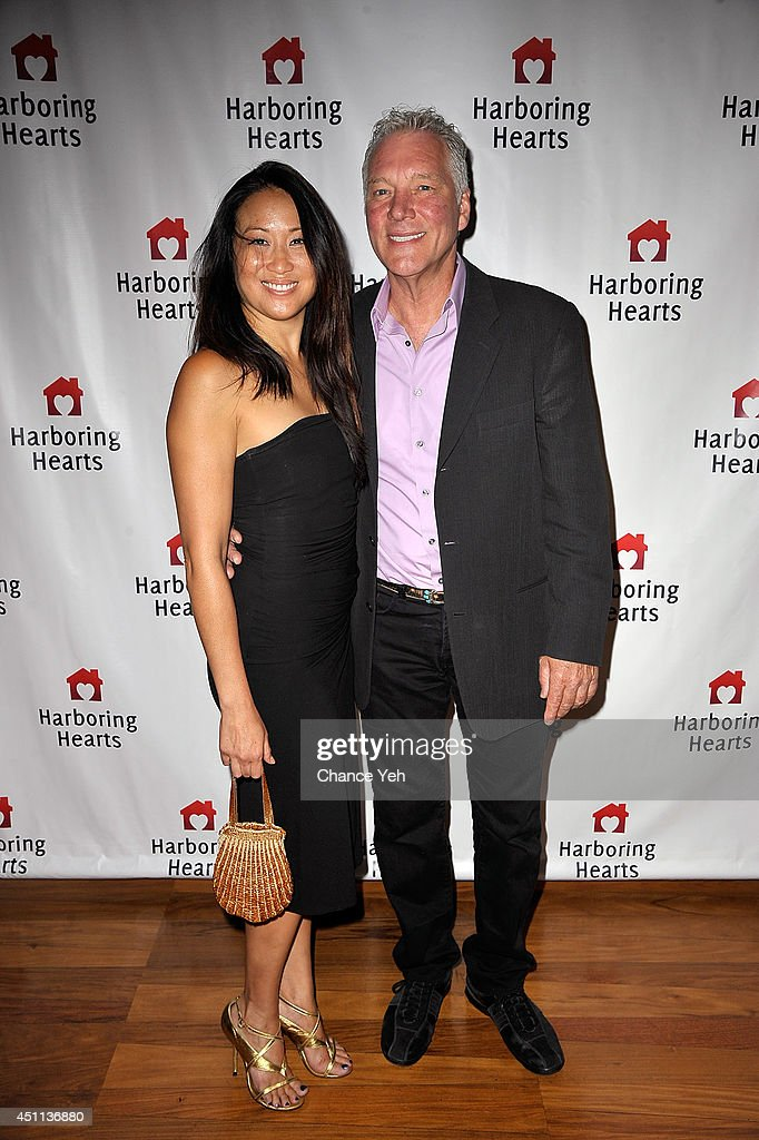 Jennifer Lee and Dean Holtermann attend Harboring Hearts' 2nd annual Summer Soiree at Rubin Museum of Art on June 23, 2014 in New York City.