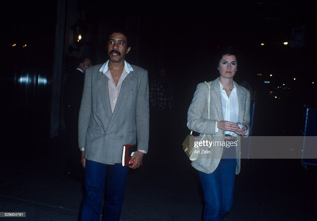 Jennifer Lee and Richard Pryor