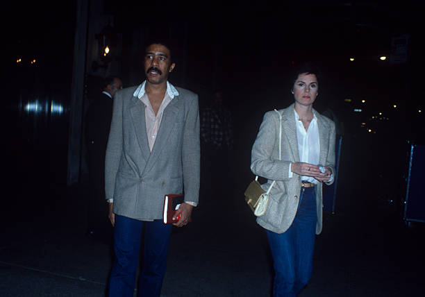 Jennifer Lee and Richard Pryor