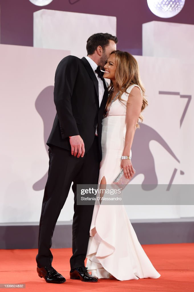 """The Last Duel"" Red Carpet - The 78th Venice International Film Festival : News Photo"