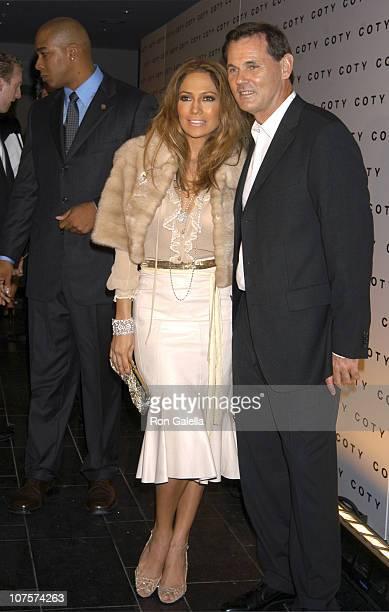 Jennifer Lopez and Bernd Beetz