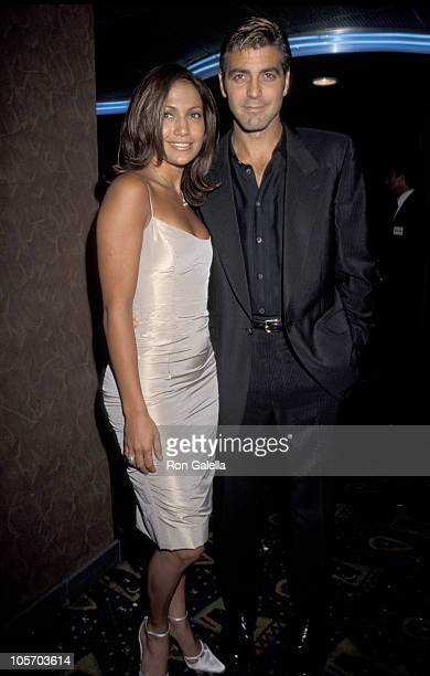 Jennifer Lopez and George Clooney