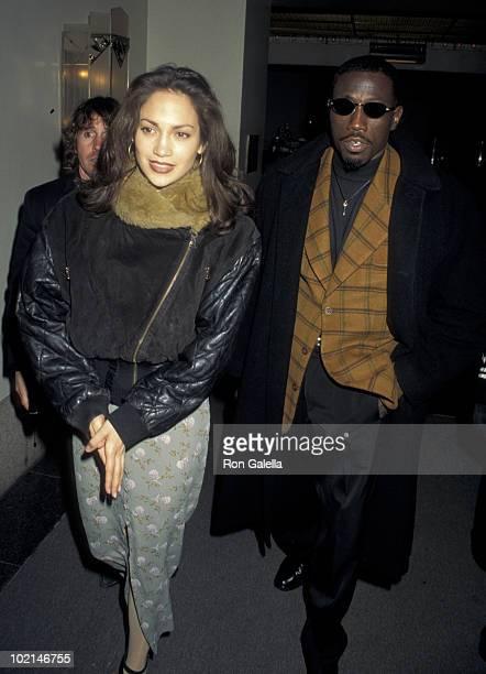 Jennifer Lopez and Wesley Snipes