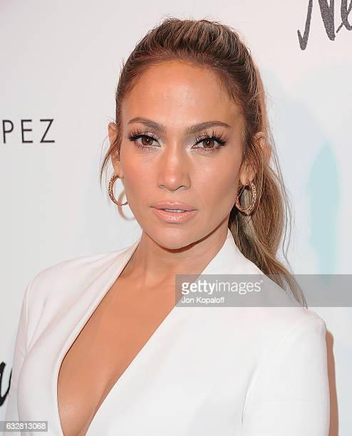 9787f320b6c3d Jennifer Lopez arrives at Jennifer Lopez And Giuseppe Zanotti Celebrate  Their New Shoe Collaboration at Neiman