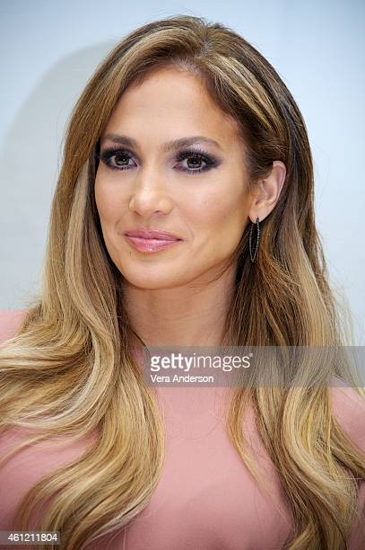 Jennifer Lopez at 'The Boy Next Door' Press Conference at the Four Seasons Hotel on January 8 2015 in Beverly Hills California