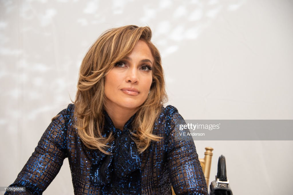"""""""Hustlers"""" Press Conference : News Photo"""