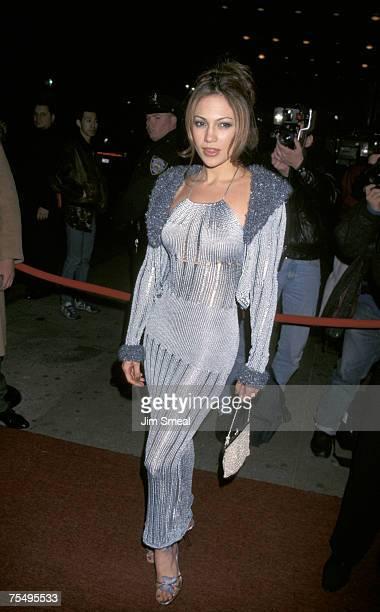 Jennifer Lopez at the Manhattan Center in New York City New York