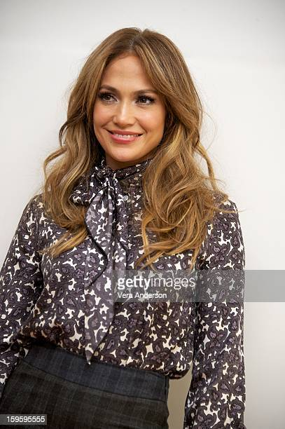 Jennifer Lopez at the 'Parker' Press Conference at the Four Seasons Hotel on January 16 2013 in Beverly Hills California