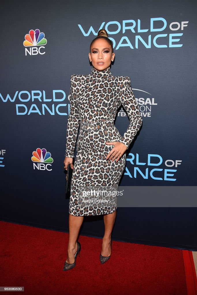 FYC Event For NBC's 'World Of Dance' - Arrivals : ニュース写真
