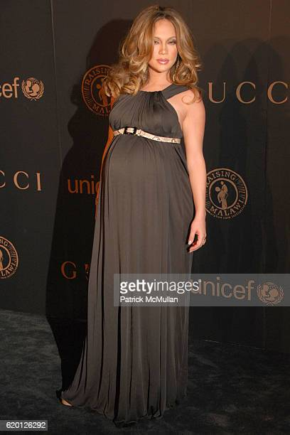 Jennifer Lopez attends GUCCI and MADONNA host A NIGHT TO BENEFIT RAISING MALAWI AND UNICEF at the United Nations on February 6 2008 in New York City