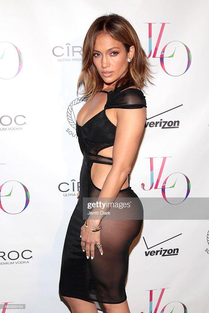 Jennifer Lopez's Birthday Celebration : News Photo