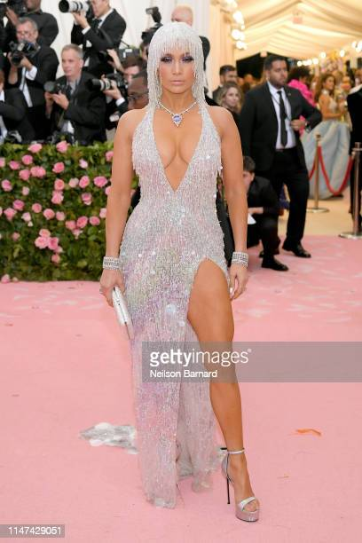 Jennifer Lopez attends The 2019 Met Gala Celebrating Camp Notes on Fashion at Metropolitan Museum of Art on May 06 2019 in New York City
