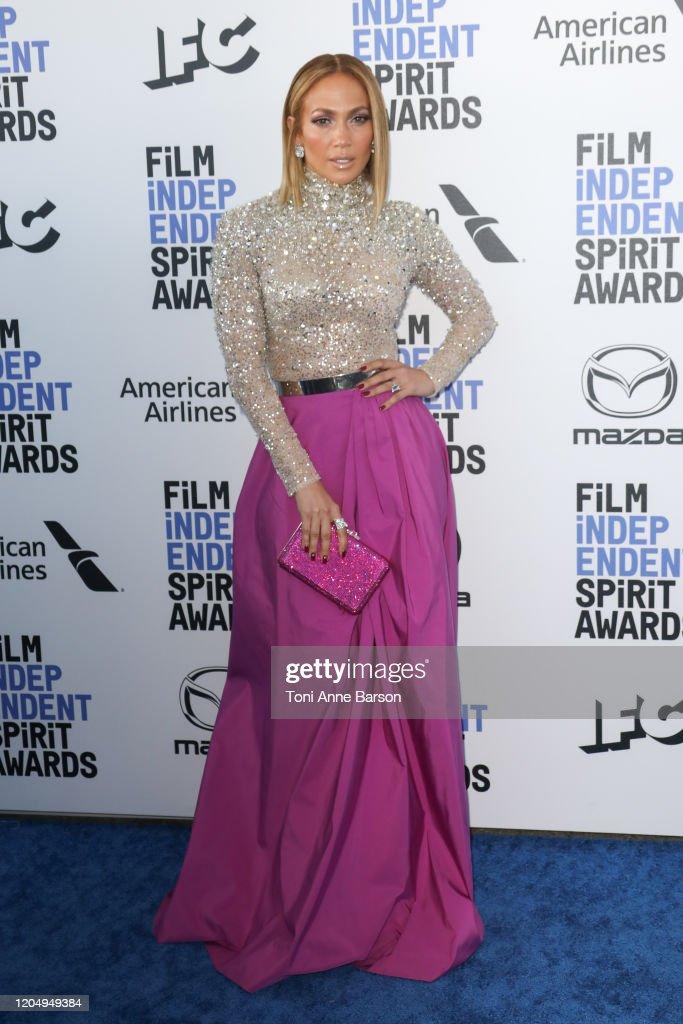 2020 Film Independent Spirit Awards  - Arrivals : News Photo