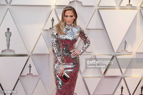 Jennifer Lopez attends the 91st Annual Academy Awards - Arrivals at Hollywood and Highland on February 24, 2019 in Hollywood, California.
