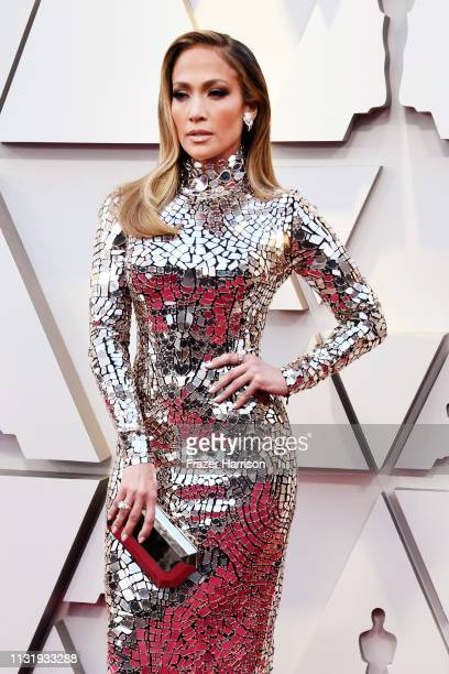 Jennifer Lopez attends the 91st Annual Academy Awards at Hollywood and Highland on February 24, 2019 in Hollywood, California.