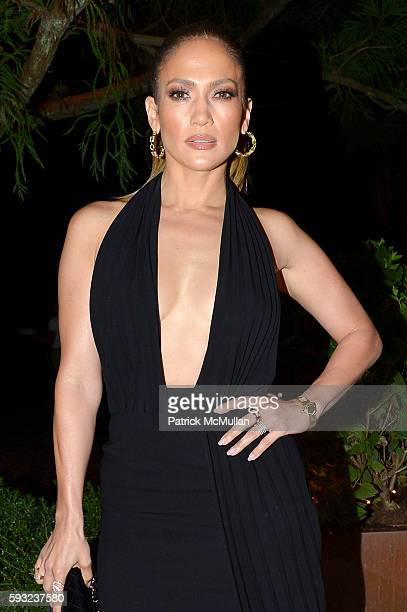 Jennifer Lopez attends the Apollo in the Hamptons 2016 party at The Creeks on August 20 2016 in East Hampton New York