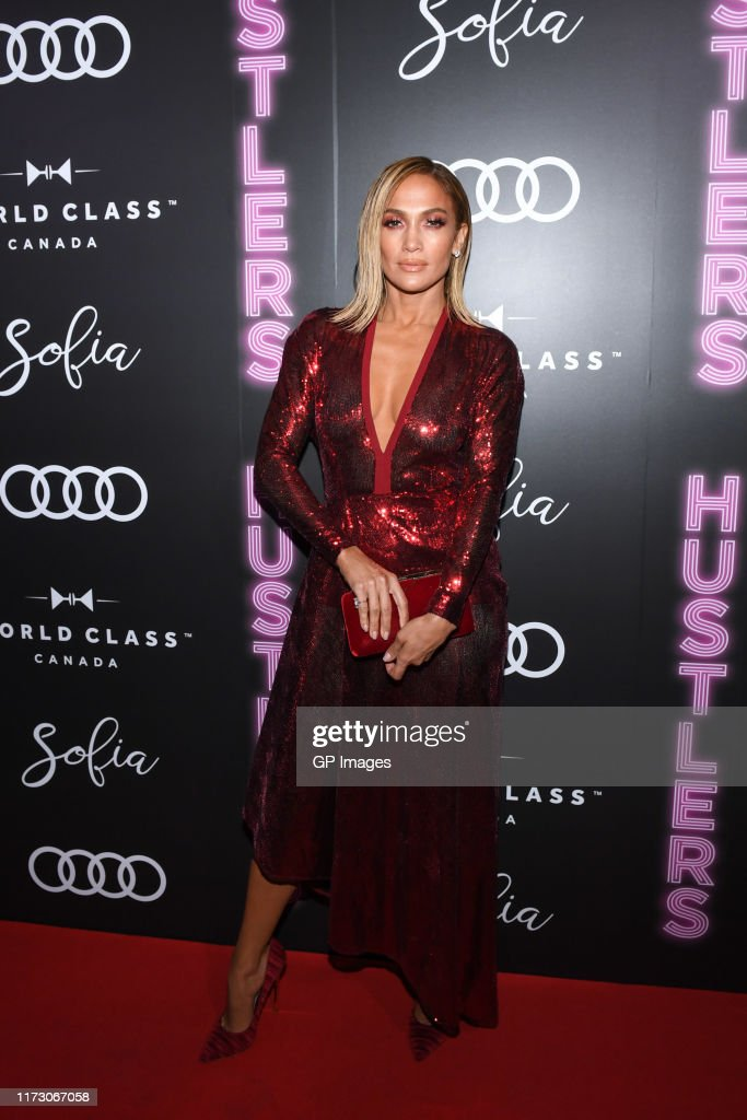 Jennifer Lopez Attends The Audi Canada Sofia And World Class News Photo Getty Images