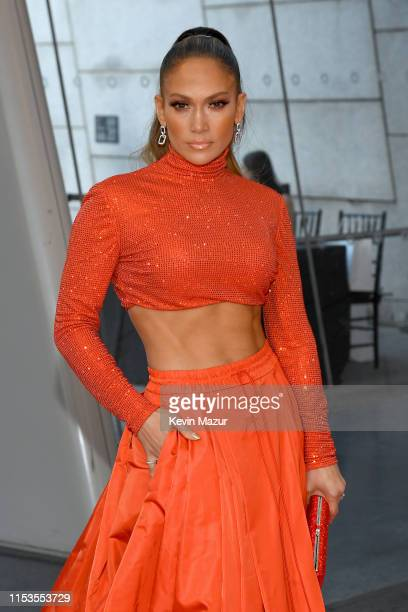 Jennifer Lopez attends the CFDA Fashion Awards at the Brooklyn Museum of Art on June 03, 2019 in New York City.