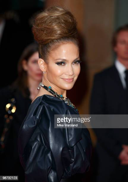 Jennifer Lopez attends the Gala Premiere of The Back-Up Plan at Vue Leicester Square on April 28, 2010 in London, England. On April 28, 2010 in...