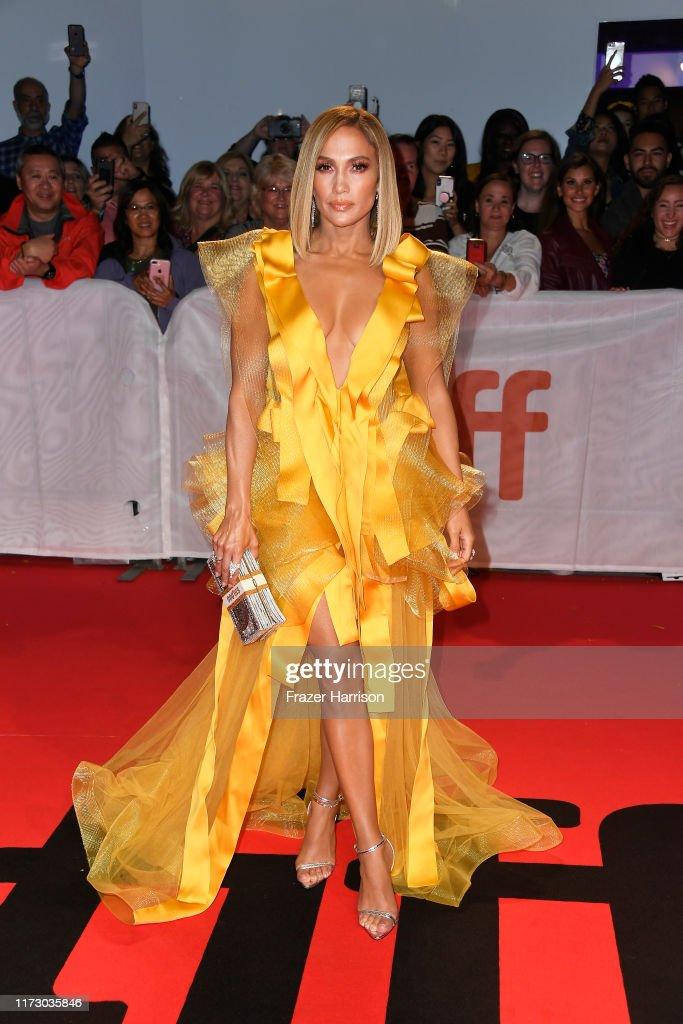 "2019 Toronto International Film Festival - ""Hustlers"" Premiere - Arrivals : News Photo"