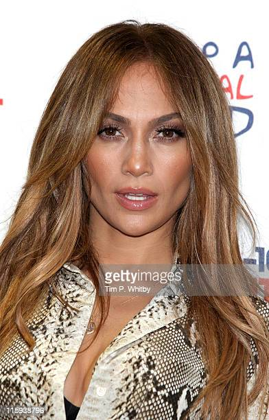 Jennifer Lopez attends the media room for the Capital Radio Summertime Ball 2011 at Wembley Stadium on June 12 2011 in London England
