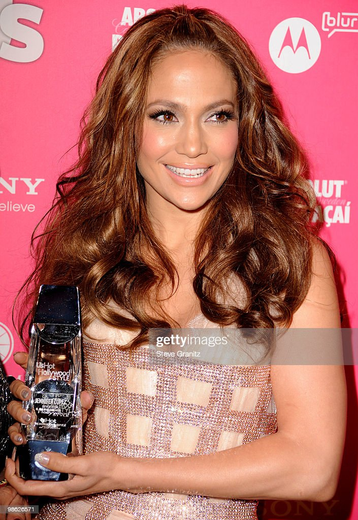 Jennifer Lopez attends the Us Weekly Hot Hollywood Style Issue Event at Drai's Hollywood on April 22, 2010 in Hollywood, California.