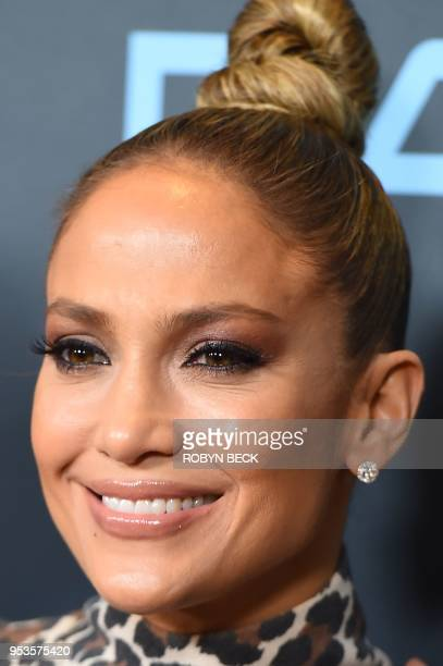 Jennifer Lopez attends the World Of Dance FYC event May 1 at the Saban Media Center at the Television Academy in North Hollywood California