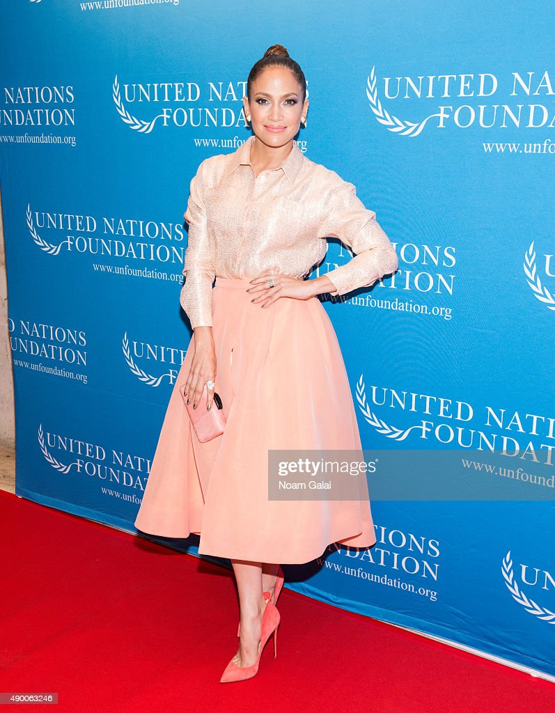 UN Foundation's Gender Equality Discussion : News Photo