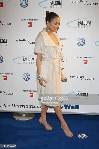 Jennifer Lopez Bei Der Party Zur Bordertown Premiere Bei Der 57 Berlinale In Berlin
