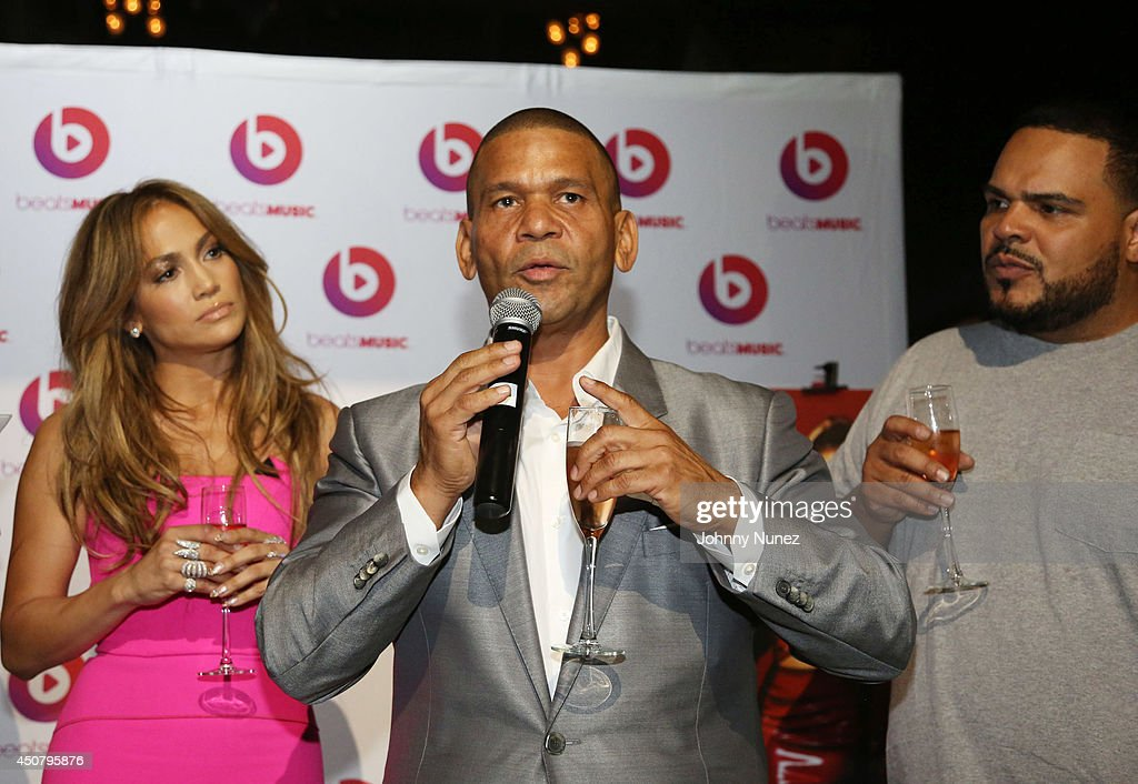 Beats Music Present Sip And Stream With Jennifer Lopez