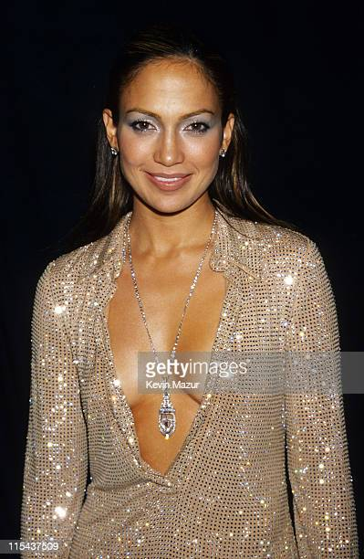 Jennifer Lopez during 1999 VH1/Vogue Fashion Awards at 69th Regiment Armory in New York City New York United States