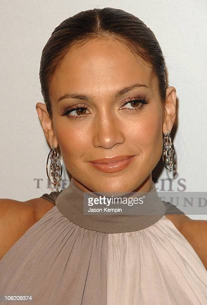 Jennifer Lopez during 20th Annual Childrens Fund Gala Arrivals May 30 2007 at The Hilton Hotel in New York City New York United States