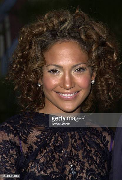 Jennifer Lopez during Angel Eyes Premiere at The Egyptian Theatre in Hollywood California United States