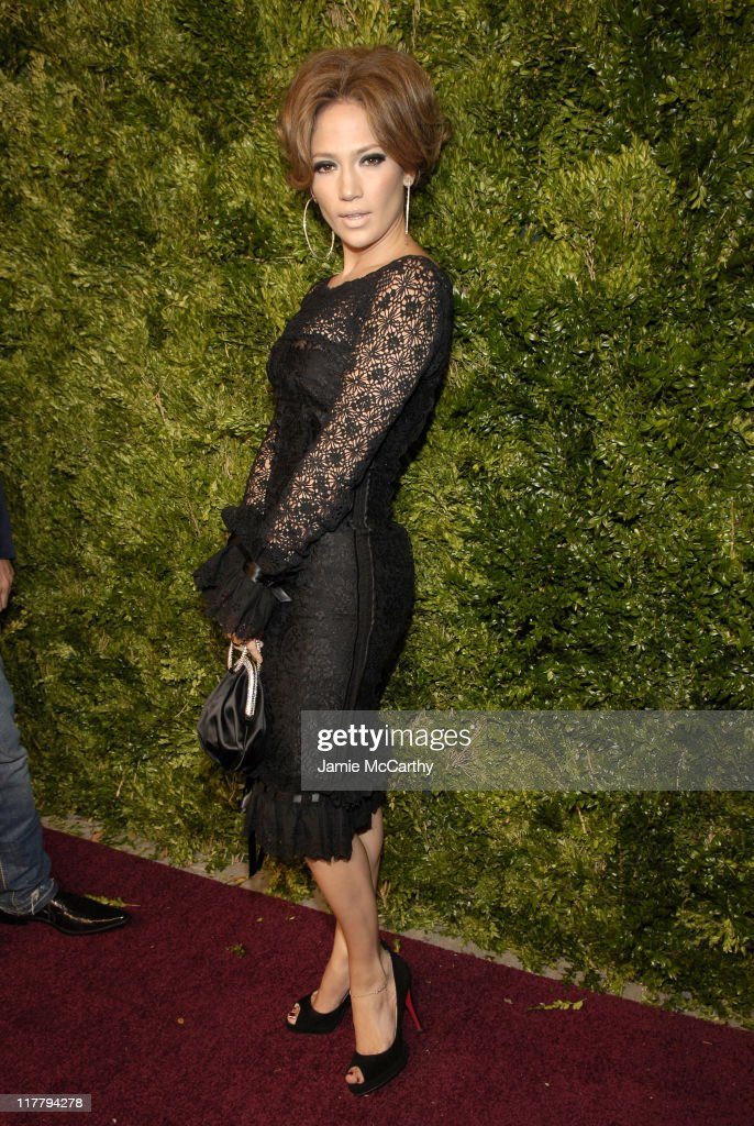 Jennifer Lopez during CFDA 7th on Sale Kick-Off - Red Carpet and Inside at Sky Light Studios in New York City, New York, United States.