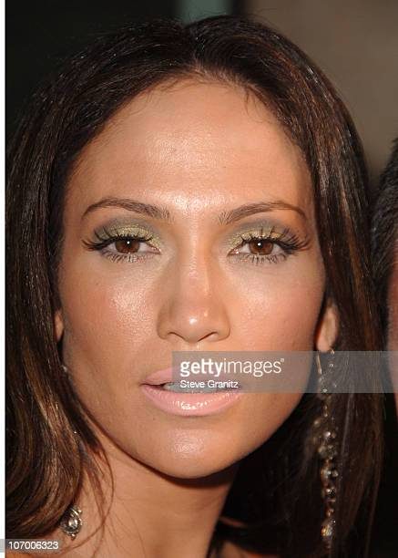 Jennifer Lopez during Childrens Hospital Los Angeles 2nd Noche de Ninos Gala Honoring Johnny Depp Red Carpet at Beverly Hilton Hotel in Beverly Hills...