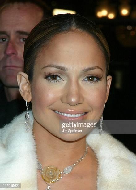 Jennifer Lopez during 'Maid in Manhattan' Premiere Arrivals at The Ziegfeld Theatre in New York City New York United States