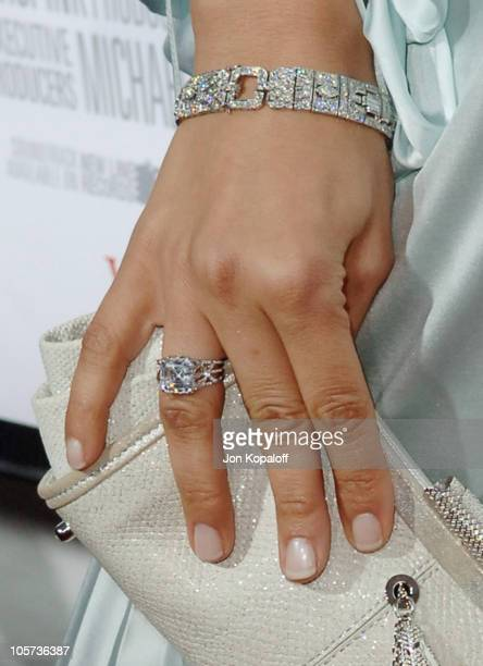 """Jennifer Lopez during """"Monster-In-Law"""" Los Angeles Premiere at Mann National Theatre in Hollywood, CA, United States."""