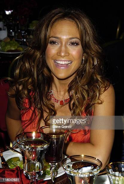 Jennifer Lopez during Noche de Ninos Childrens Hospital Los Angeles Gala Inside at Beverly Hills Hilton Hotel in Beverly Hills California United...