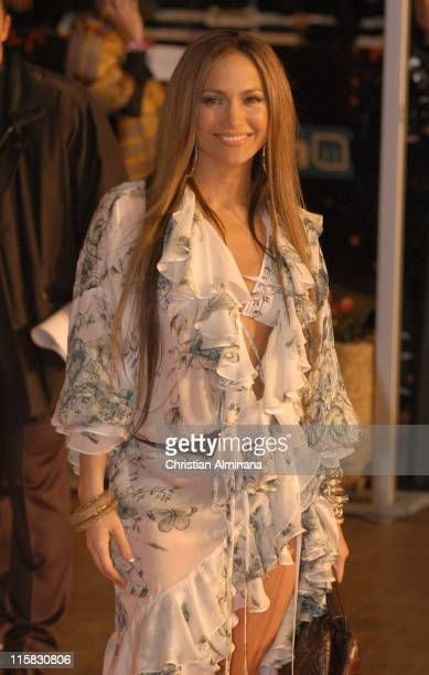 Jennifer Lopez during NRJ Music Awards - Arrivals at Palais Des Festivals in Cannes, France.