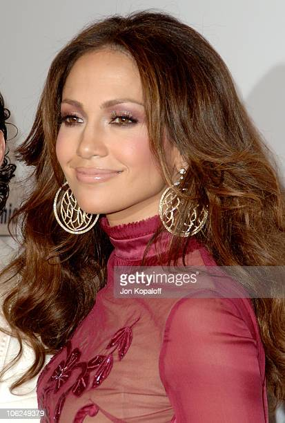 Jennifer Lopez during The Friends Of The LA Free Clinic Annual Dinner Gala at Beverly Hilton Hotel in Beverly Hills California United States
