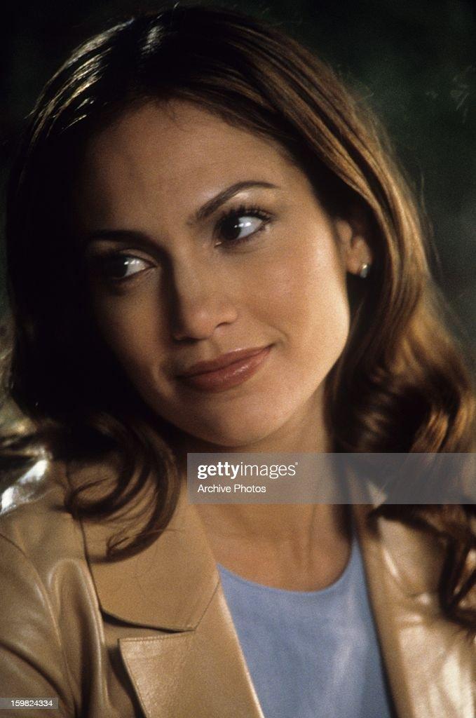 Jennifer Lopez In A Scene From The Film Wedding Planner