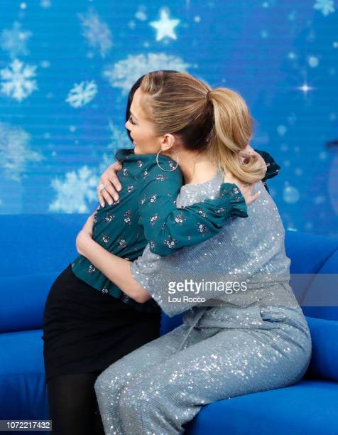 AMERICA Jennifer Lopez is a guest on 'Good Morning America' on Wednesday December 12 airing on the ABC KIMBERLY